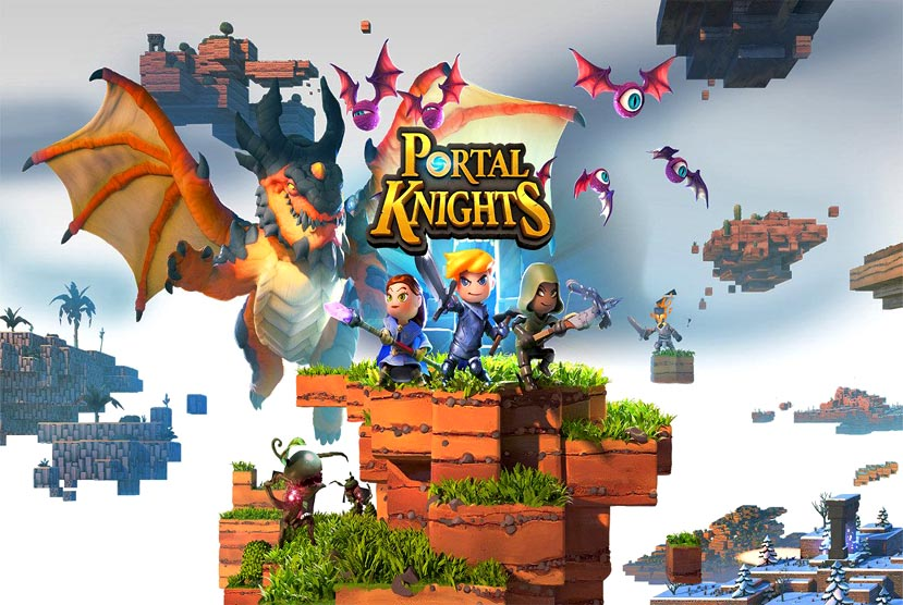 Portal Knights Free Download Torrent Repack-Games