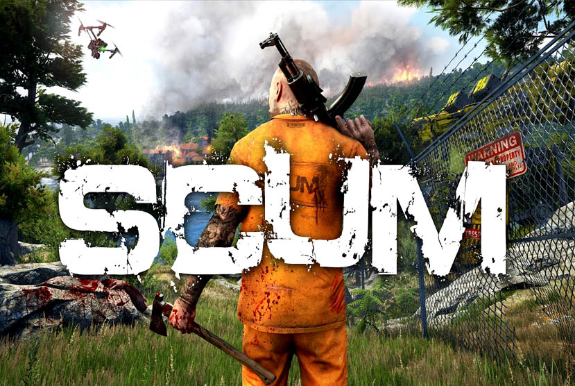 SCUM Free Download Torrent Repack-Games