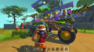 Scrap Mechanic Free Download Repack Games