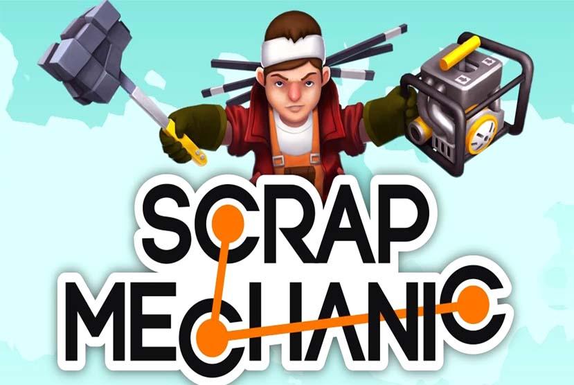Scrap Mechanic Free Download Torrent Repack-Games