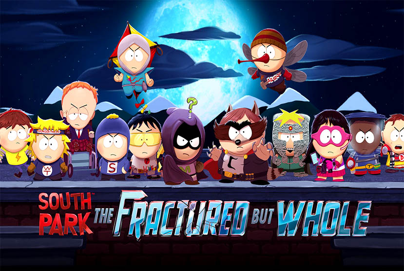 South Park The Fractured But Whole Gold Edition Free Download Torrent Repack-Games