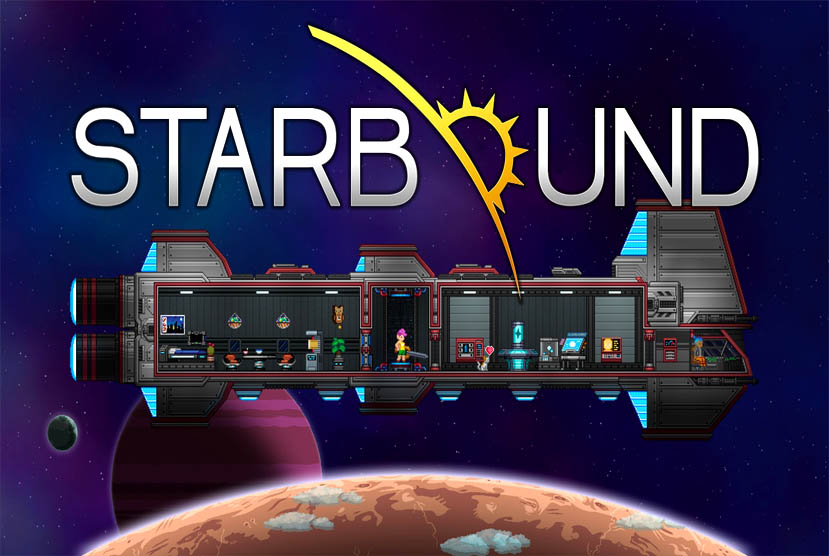 Starbound Free Download Torrent Repack-Games
