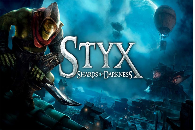 Styx Shards of Darkness Free Download Crack Repack-Games