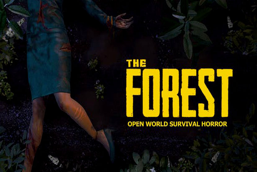 The Forest Free Download Torrent Repack-Games