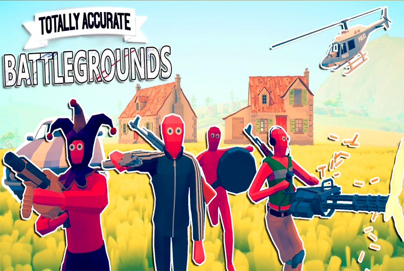 Totally Accurate Battlegrounds Free Download Torrent Repack-Games