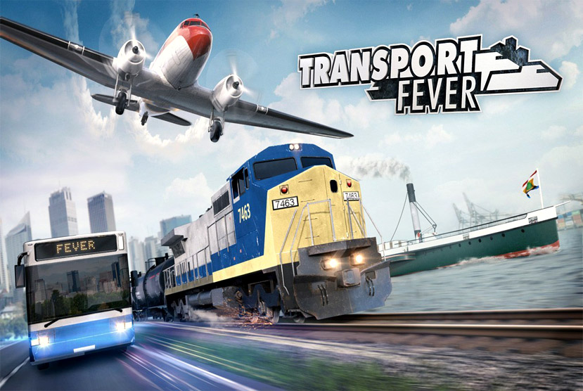 Transport Fever Free Download Torrent Repack-Games