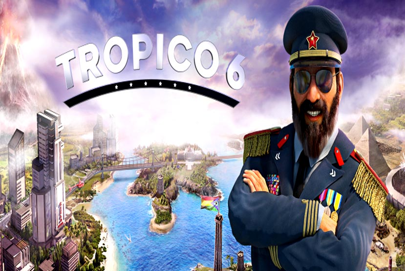 Tropico 6 Free Download Torrent Repack-Games