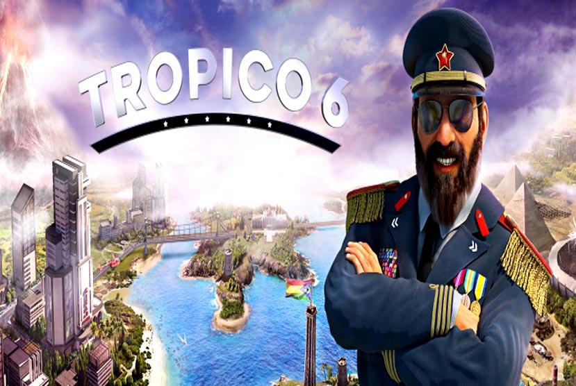 Tropico 6 Free Download Torrent Repack-Games
