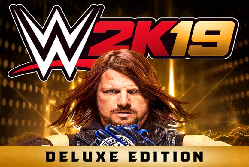 WWE 2K19 DIGITAL DELUXE EDITION Free Download Torrent Repack-Games