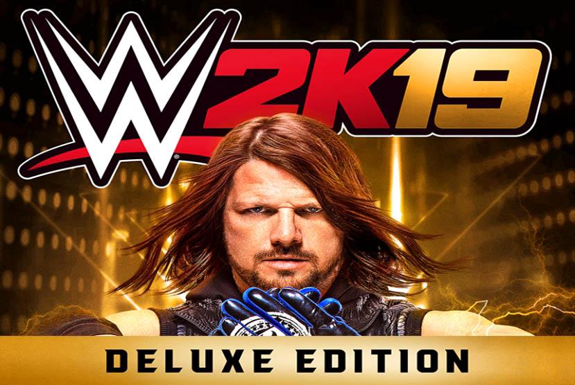 WWE 2K19 DIGITAL DELUXE EDITION Free Download Torrent Repack-Games