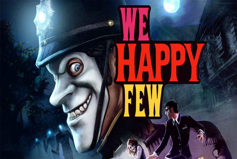We Happy Few Free Download Torrent Repack-Games