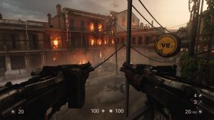 Wolfenstein II The New Colossus Free Download Repack-Games