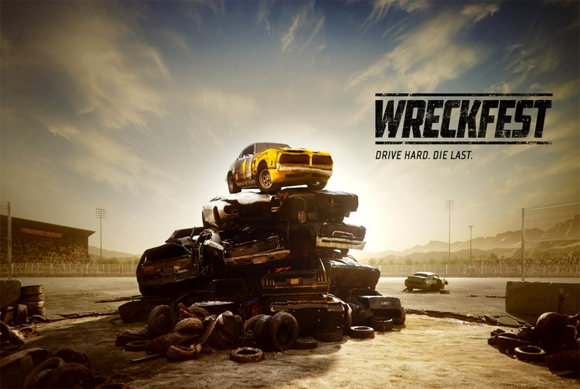 Wreckfest Free Download Torrent Repack-Games