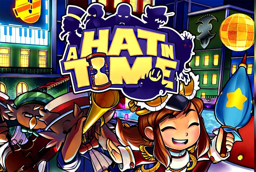 A Hat in Time Free Download Crack Repack-Games