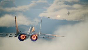 ACE COMBAT 7 SKIES UNKNOWN Free Download Repack-Games
