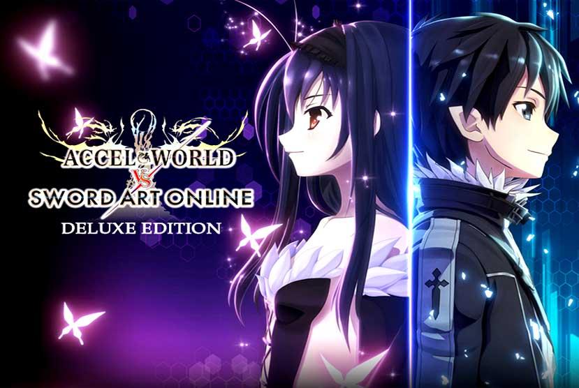 Accel World VS Sword Art Online Deluxe Edition Free Download Crack Repack-Games