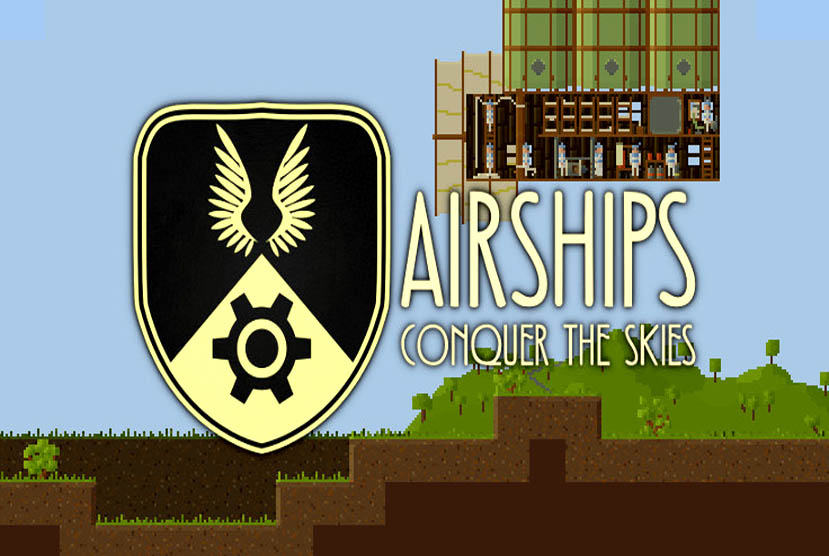 Airships Conquer the Skies Free Download Torrent Repack-Games