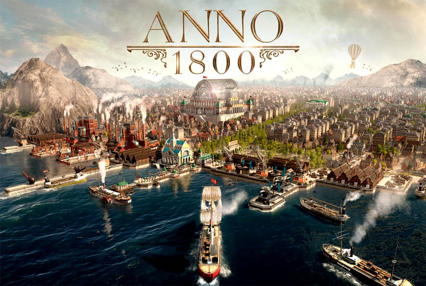 Anno 1800 Free Download Torrent Repack-Games