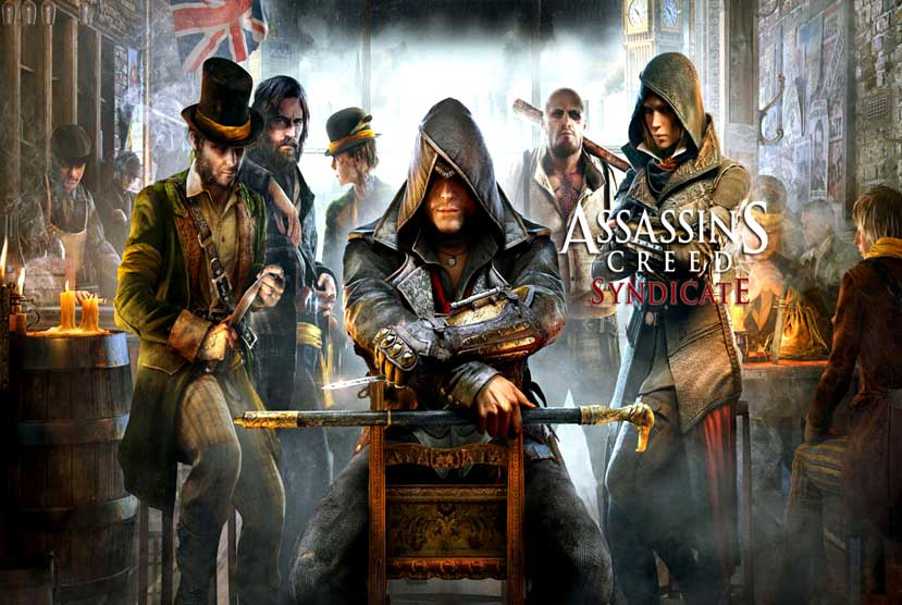 Assassins Creed Syndicate Free Download Crack Repack-Games