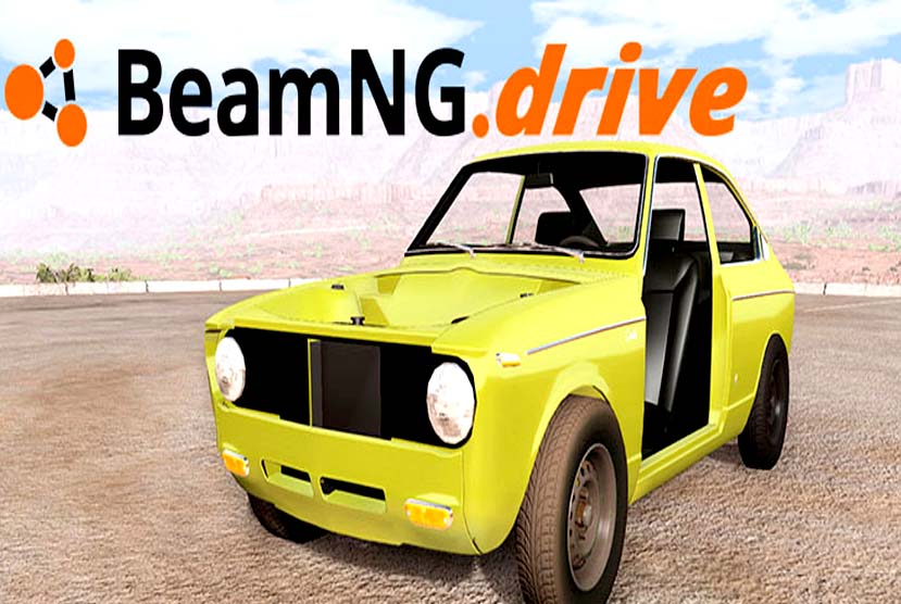 BeamNG drive Free Download Torrent Repack-Games