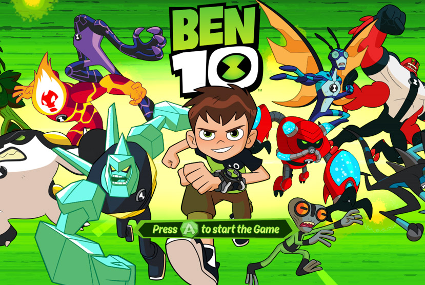 Ben 10 Repack Download