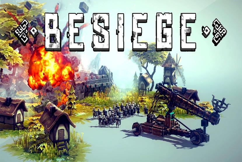 Besiege Free Download Torrent Repack-Games