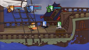 Castle Crashers Free Download Repack-Games