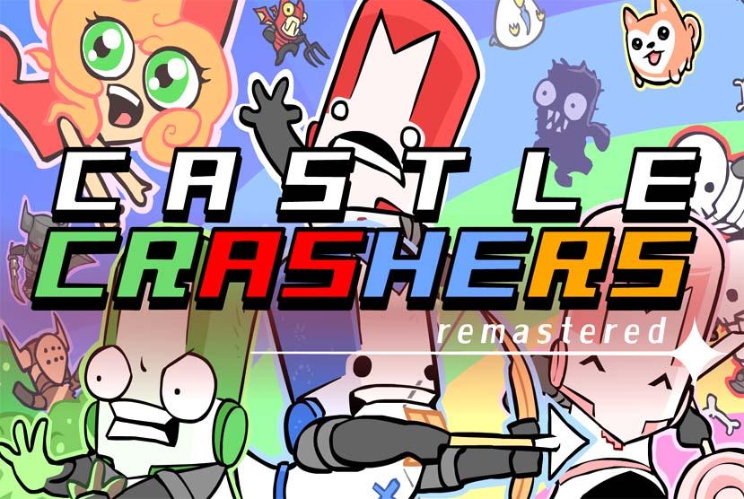 Castle Crashers Free Download Torrent Repack-Games