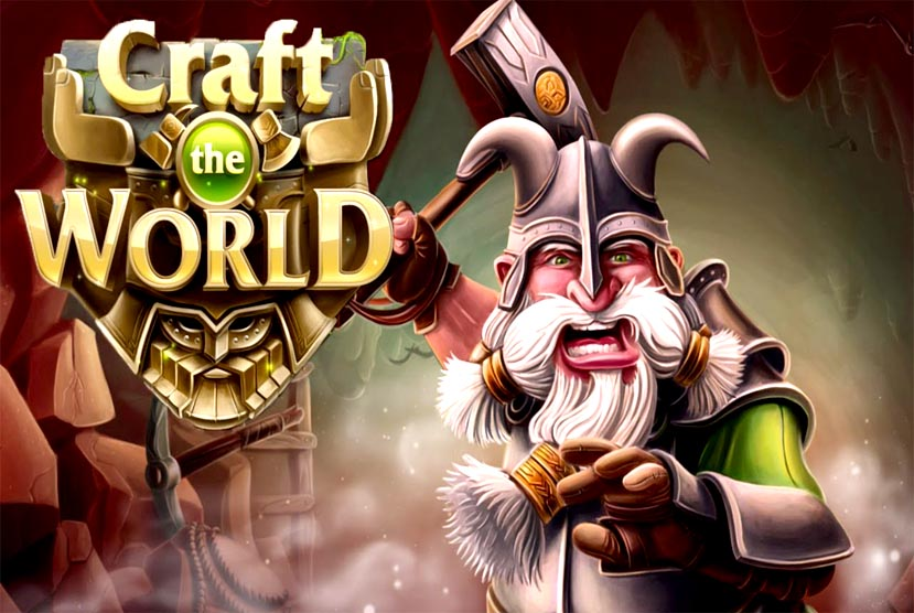 Craft The World Free Download Torrent Repack-Games