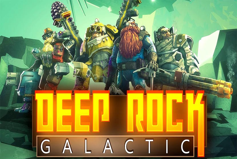 Deep Rock Galactic Free Download Torren t Repack-Games