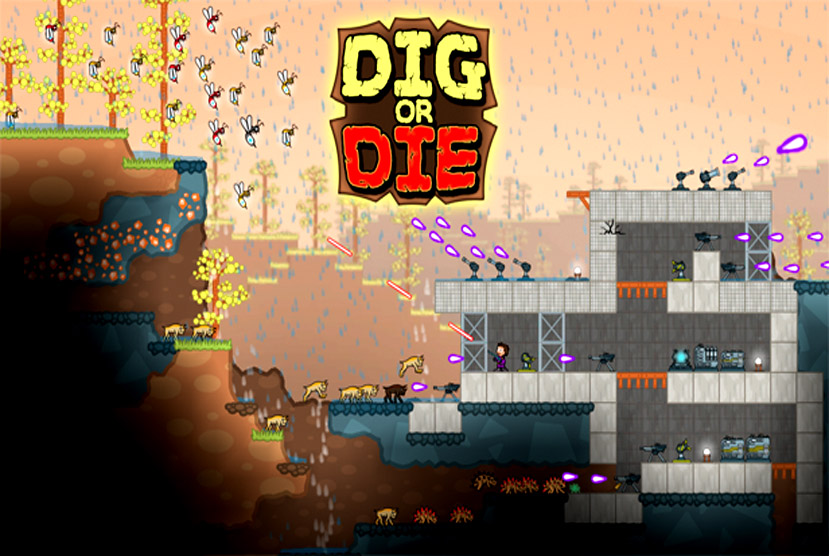 Dig or Die Free Download Crack Repack-Games