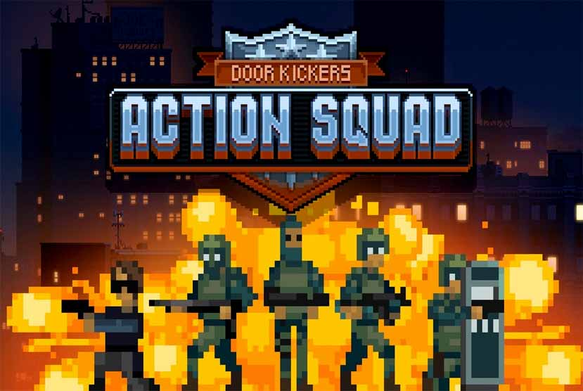 Door Kickers Action Squad Free Download Torrent Repack-Games