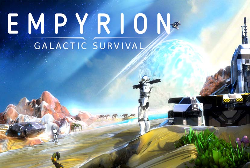 Empyrion Galactic Survival Free Download Torrent Repack-Games