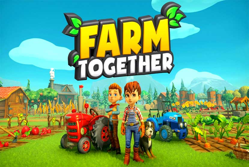 Farm Together Free Download Torrent Repack-Games
