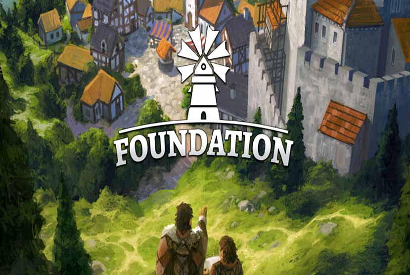 Foundation Free Download Crack Repack-Games