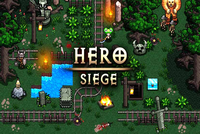 Hero Siege Free Download Crack Repack-Games