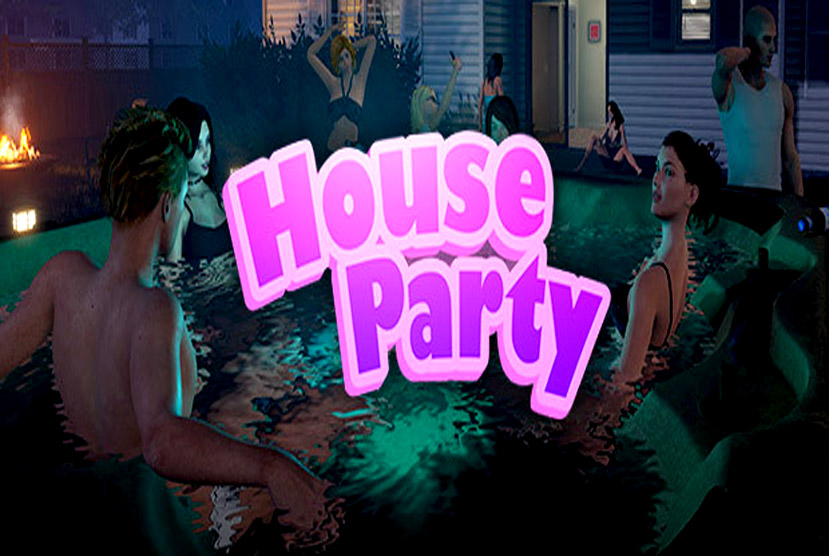 House Party Free Download Crack Repack-Games