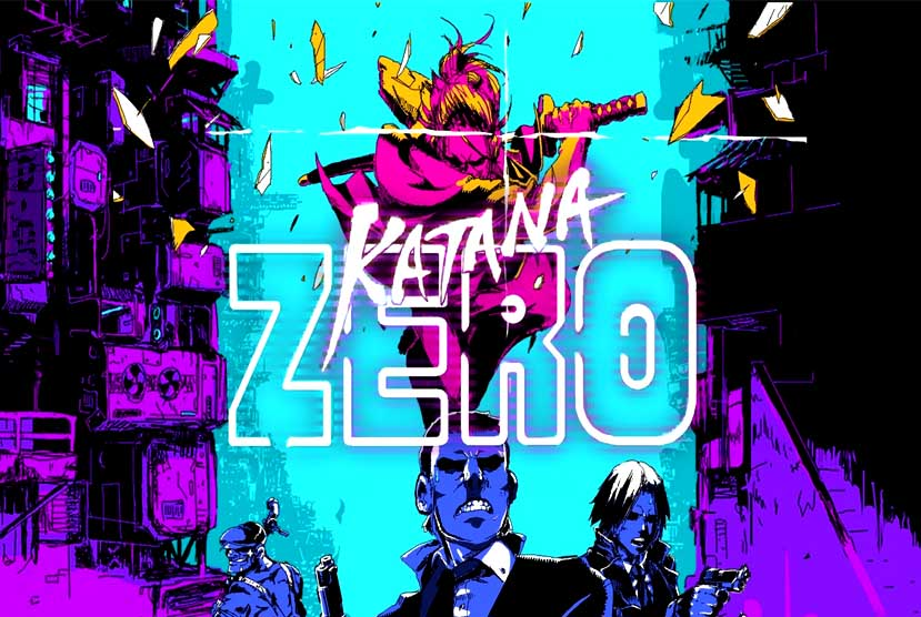 Katana ZERO Free Download Torrent Repack-Games