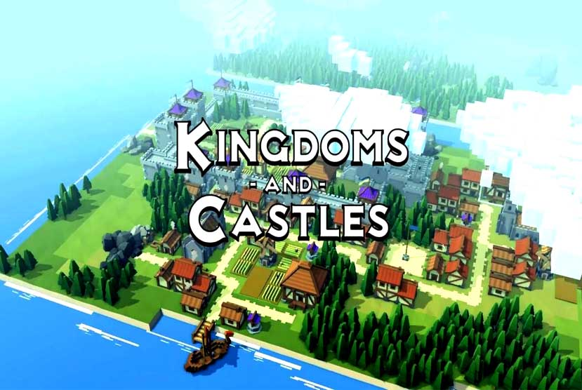 Kingdoms and Castles Free Download Torrent Repack-Games