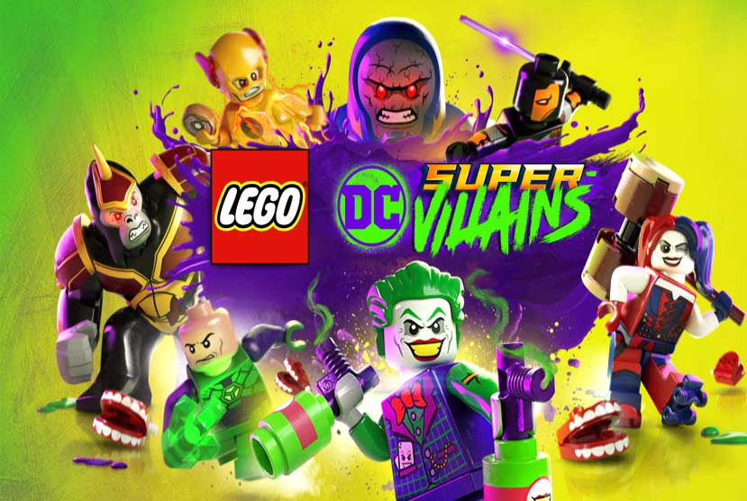 LEGO DC Super-Villains Free Download Crack Repack-Games