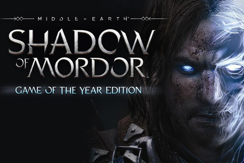 Middle-eart Shadow of Mordor Game of the Year Edition