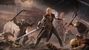 Middle earth Shadow of Mordor Game of the Year Edition Free Download Repack-Games