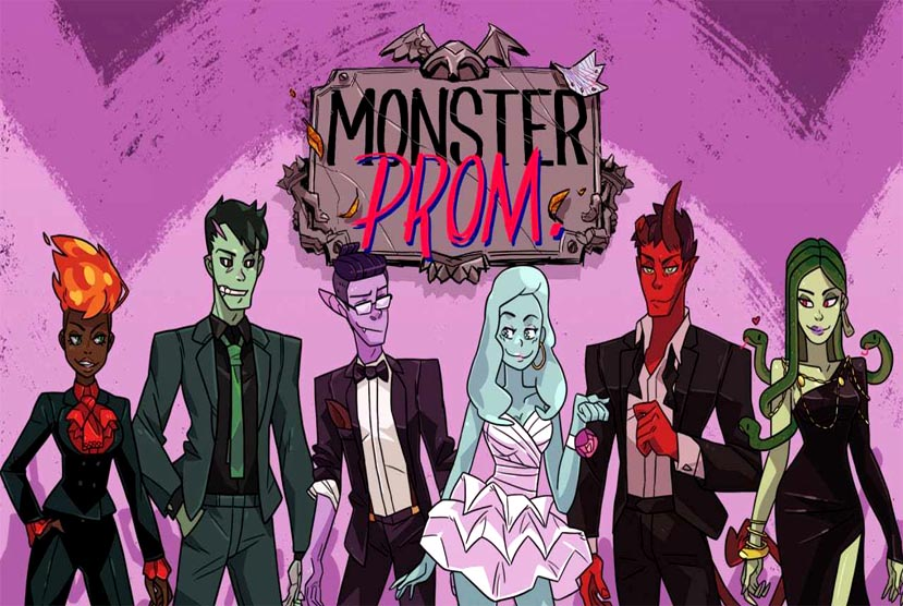Monster Prom Free Download Torrent Repack-Games