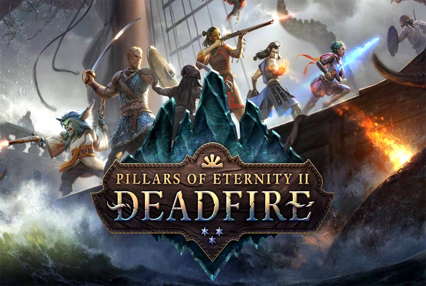 Pillars of Eternity II Deadfire Free Download Torrent Repack-Games