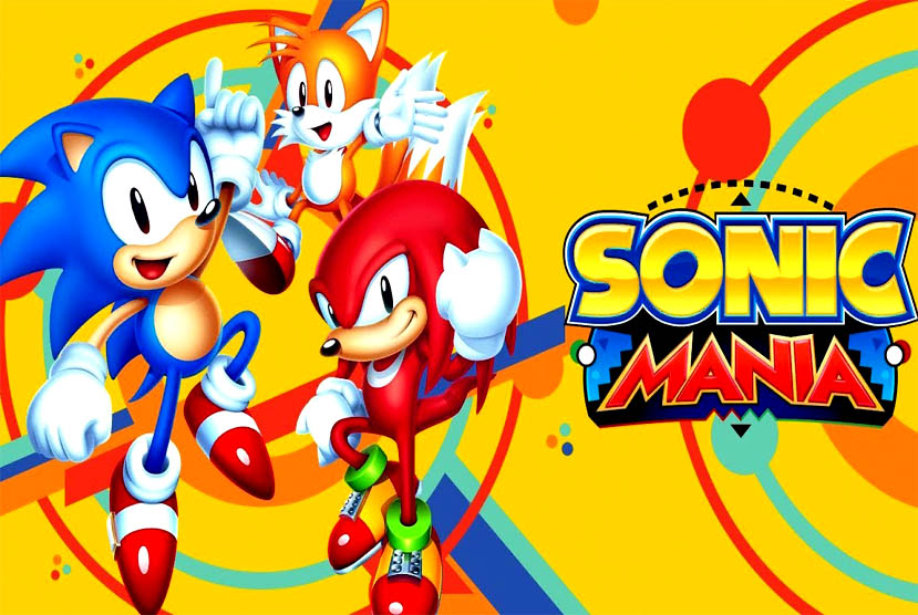Sonic Mania Free Download (v1 06 0503 & ALL DLC) - Repack-Games