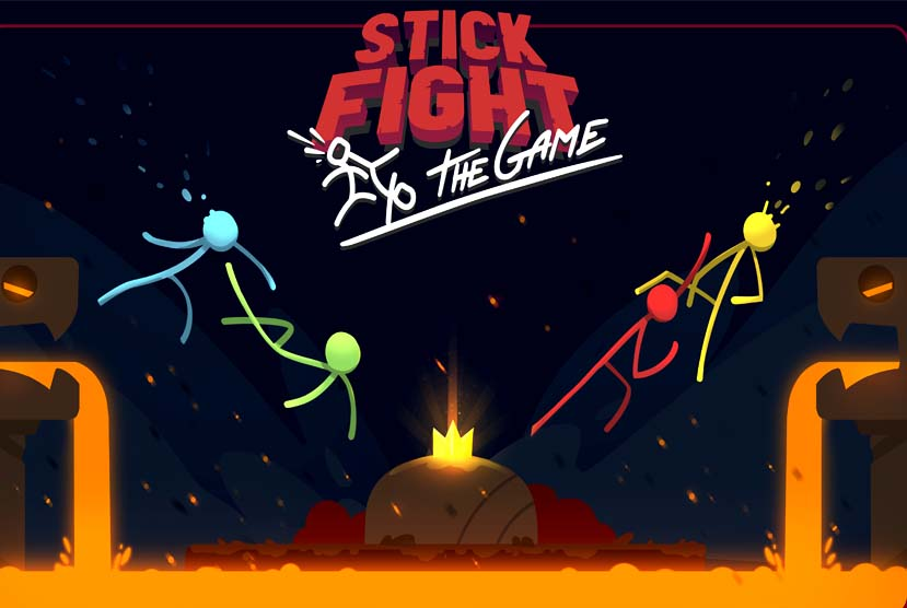Stick Fight The Game Free Download Torrent Repack-Games