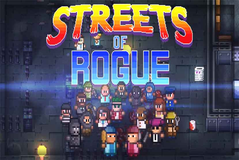 Streets of Rogue Free Download Torrent Repack-Games