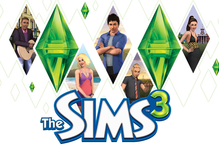 The Sims 3 Free Download - Repack-Games