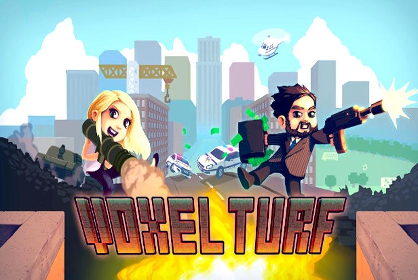 Voxel Turf Free Download Torrent Repack-Games