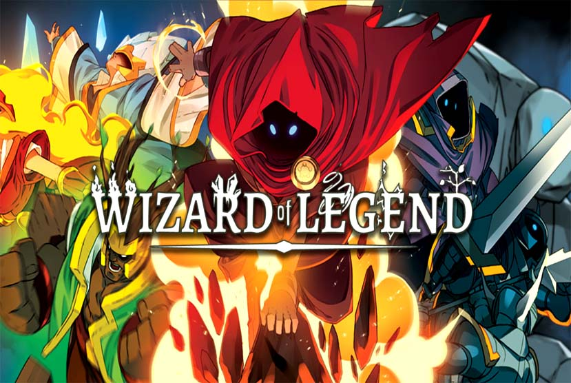 Wizard of Legend Free Download Crack Repack-Games